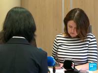 Жена экс-главы Интерпола, находящегося под следствием в Китае, попросила политического убежища во Франции