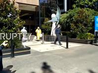 В Австралии арестован мужчина, отправивший в посольства 38 посылок с белым порошком