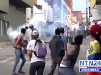 В ходе протестов в Венесуэле погибли 35 человек, 850 были задержаны