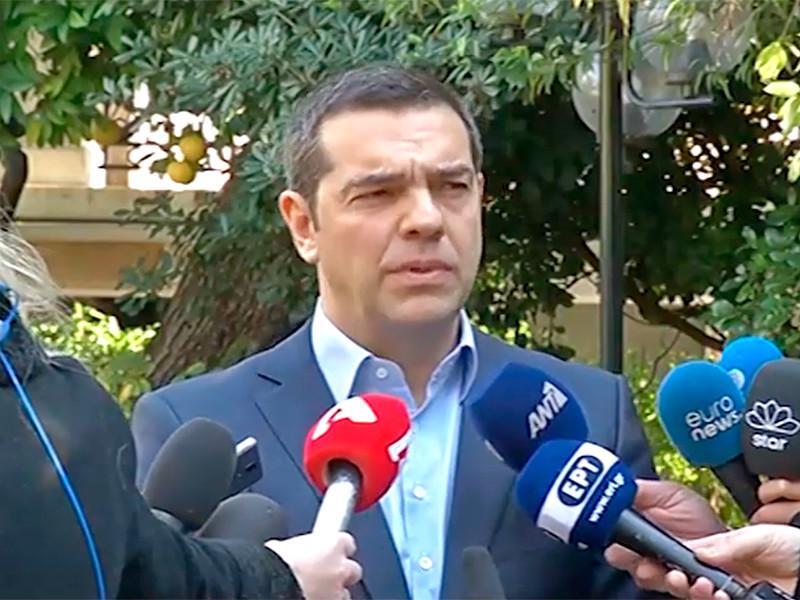 """Переименование Македонии поставило под вопрос судьбу правящей коалиции в Греции"""" />"""