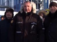Рогозин считает, что причиной отмены его визита в США стал конфликт Трампа с Конгрессом