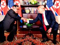 США и КНДР ведут переговоры о новой встрече Трампа с Ким Чен Ыном