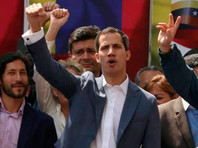 Спецслужбы Венесуэлы задержали главу Национальной ассамблеи, отказывающейся признать Мадуро президентом