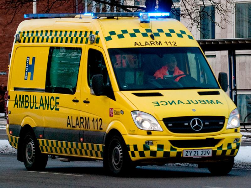 Авария поезда в Дании на железнодорожном мосту: шесть погибших, 16 раненых