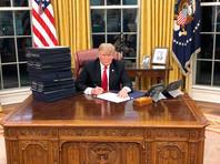 Трамп возобновил работу правительства после рекордного шатдауна, так и не получив денег на приграничную стену