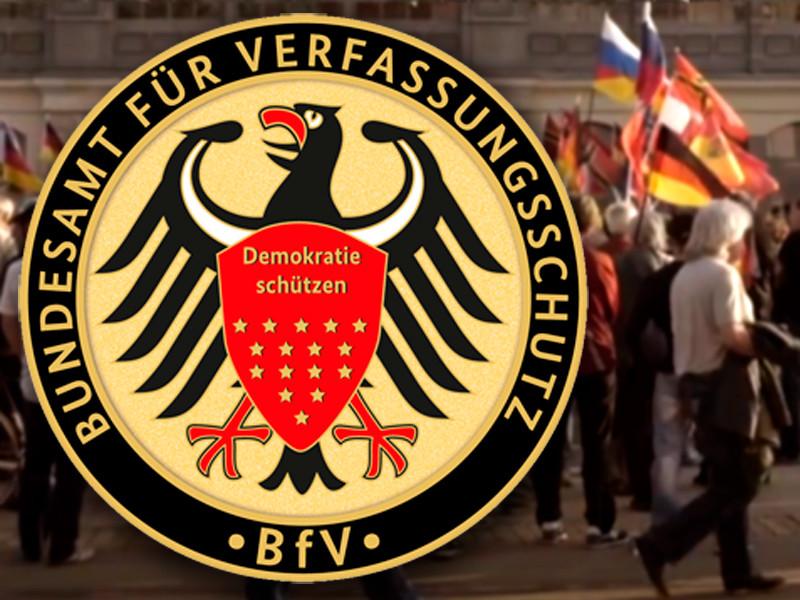 Федеральное ведомство по защите конституции Германии (BfV), исполняющее функции контрразведки, изучает связи России с немецкими ультраправыми партиями