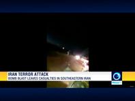 В Иране смертник взорвал автобус со стражами Исламской революции: более 40 жертв