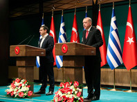 Ципрас договорился с Эрдоганом работать над мерами укрепления доверия в Эгейском море