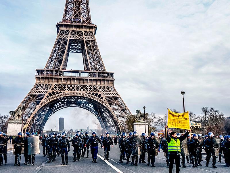 Париж, 9 февраля 2019 года