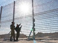 Израиль начал строить инновационный забор на границе с сектором Газа