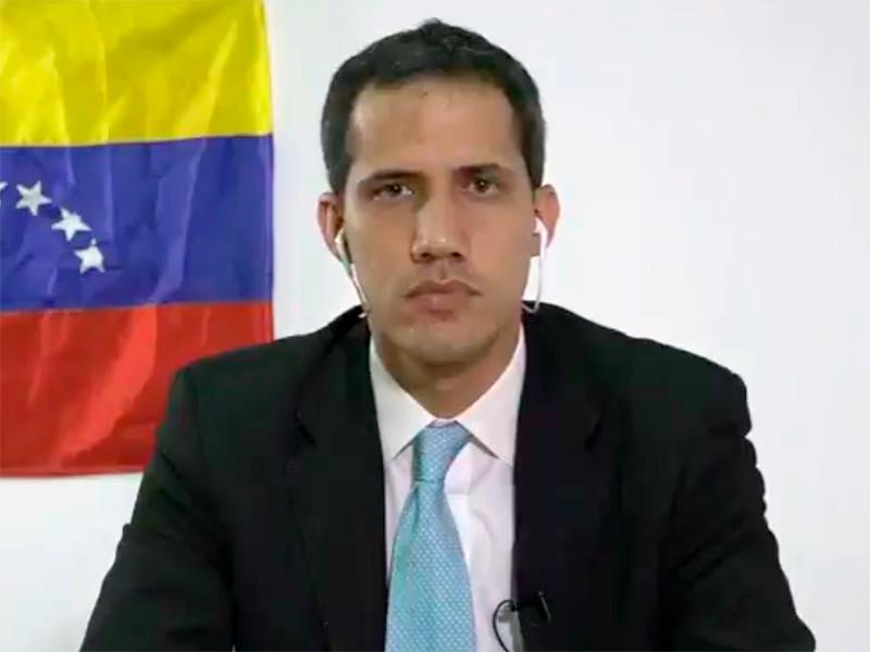 """Гуайдо воззвал к совести президентов Уругвая и Мексики, чтобы они """"встали на правильную сторону в истории"""""""