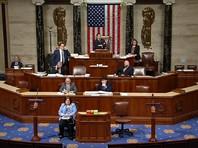 Палата представителей США проголосовала за снятие введенного Трампом режима ЧП