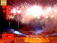 Китайцы по всему миру встретили год Желтой земляной свиньи