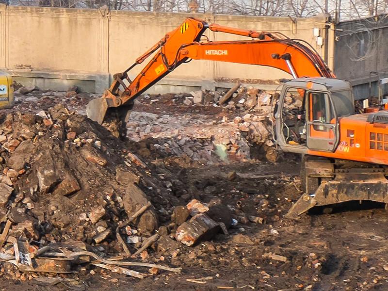 Останки более 600 человек обнаружены на месте строительства жилого квартала в белорусском Бресте