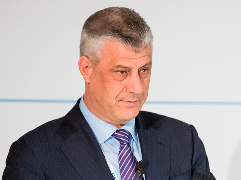 Президент Косово Хашим Тачи заявил, что готов немного скорректировать границу страны в пользу Сербии, если это поможет окончательному заключению мирного соглашения между двумя государствами