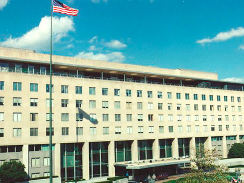 Новый руководитель созданного в 2016 году Центра глобального взаимодействия (ЦГВ) Госдепартамента, на который возложены функции борьбы с пропагандой, Лиа Гэбриэл назвала Россию, Иран и Китай среди главных угроз для Соединенных Штатов