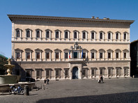 Посол Франции в Италии Кристиан  Массе вернулся в Рим