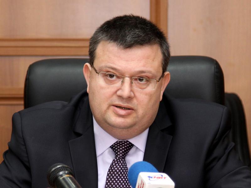 Генеральный прокурор Болгарии Сотир Цацаров