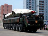 """В документе подчеркивается, что КНДР """"использует гражданские объекты, в частности аэропорты, для сборки и тестирования баллистических ракет"""""""