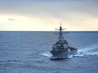Два военных корабля США прошли через Тайванский пролив