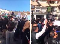 В Алжире более 40 журналистов задержаны за участие в протесте против цензуры в СМИ