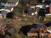 На США обрушились наводнения, оползни, торнадо и снегопады: минимум 5 погибших, около 100 раненых (ВИДЕО, ФОТО)