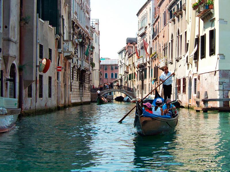 В Венеции с мая введут плату за въезд в исторический центр