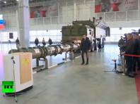 23 января 2019 года Минобороны РФ показало военным атташе ракету 9М729