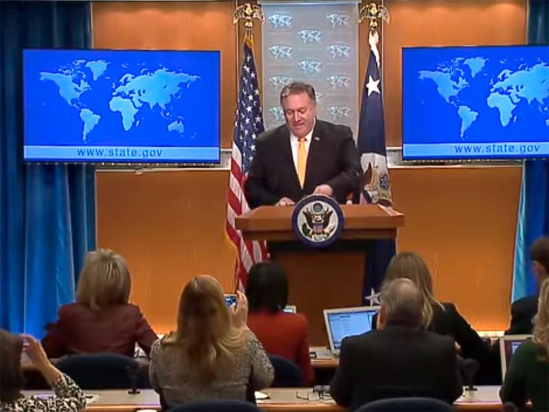 """США готовы вести с Россией диалог и рассчитывают на """"прекрасные отношения"""" в будущем - но из ДРСМД выходят"""