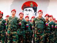 Призывы оппозиции к армии Венесуэлы безуспешны, утверждает глава Конституционной ассамблеи