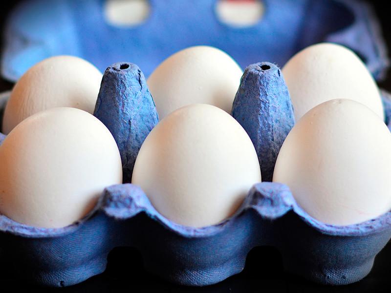 """Казахстан и Киргизию наводнили поддельные яйца с гелевым и """"резиновым"""" желтком"""