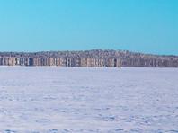 Финских пограничников напугал внезапно появившийся посреди озера остров-призрак (ФОТО)