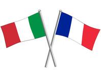 """""""Францию и Италию объединяет общая история, у них одна судьба. Вместе они строили Европу и работали во имя мира"""", - отмечается в коммюнике МИД Франции"""
