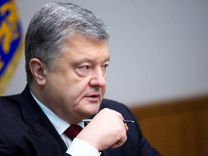 Порошенко запретил наблюдателям из России приезжать на выборы президента Украины