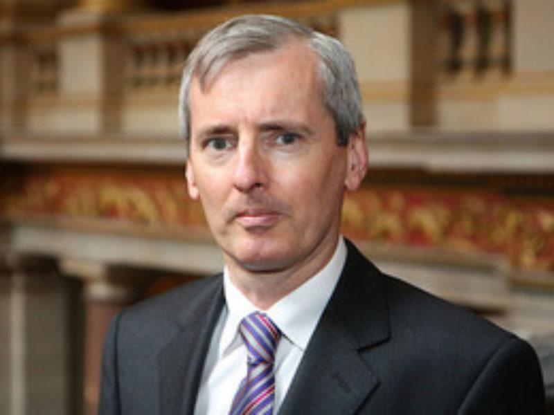 Посол Великобритании в России Лори Бристоу