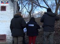В правительственном квартале Донецка прогремели три взрыва