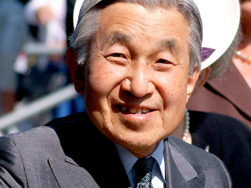 Император Японии Акихито в воскресенье отмечает 30 лет пребывания на престоле