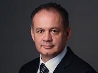 Президент Словакии дал показания по делу о его шантаже экс-премьером республики