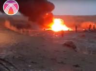 13 военнослужащих погибли в Казахстане при крушении вертолета Ми-8 во время учений (ВИДЕО)