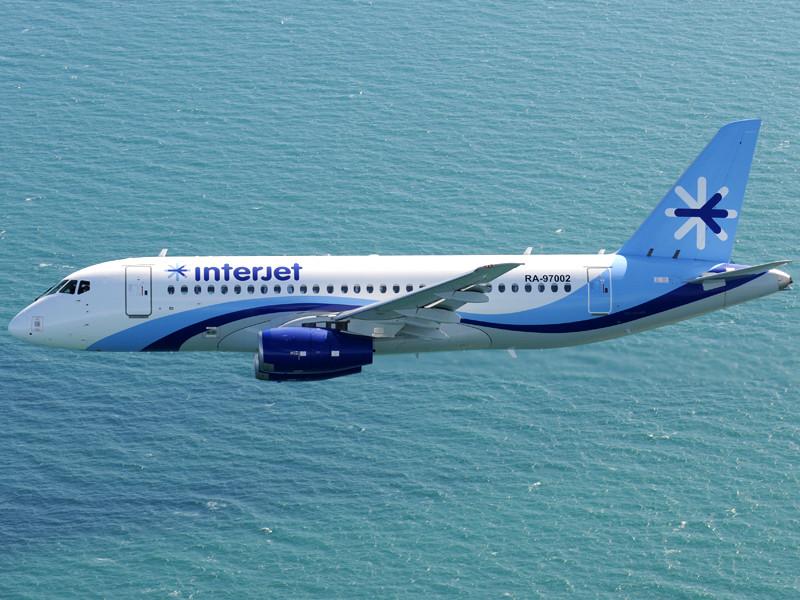 Мексиканская авиакомпания Interjet приготовилась отказаться от российских SSJ-100