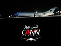 В аэропорту Ирана загорелся самолет со 100 пассажирами на борту