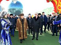 19 марта первый президент республики Нурсултан Назарбаев сложил с себя полномочия главы государства после почти 20 лет на этом посту