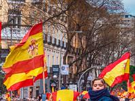 В Испании из-за забастовки феминисток 8 марта отменено движение 300 поездов