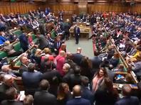 Британский парламент отклонил все восемь альтернативных вариантов выхода из ЕС
