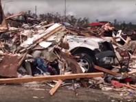 В штате Алабама 23 человека погибли, более 50 ранены в результате торнадо (ФОТО, ВИДЕО)