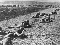 Польские солдаты в ходе боев за Польшу, сентябрь 1939 года