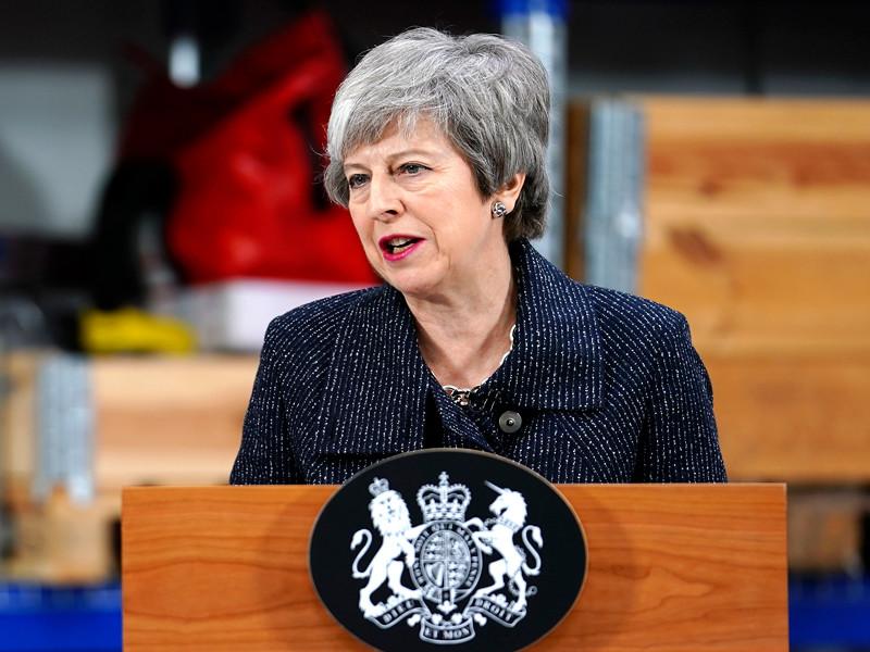 """Британский кабмин намерен предложить новые варианты Brexit, в том числе его отмену"""" />"""