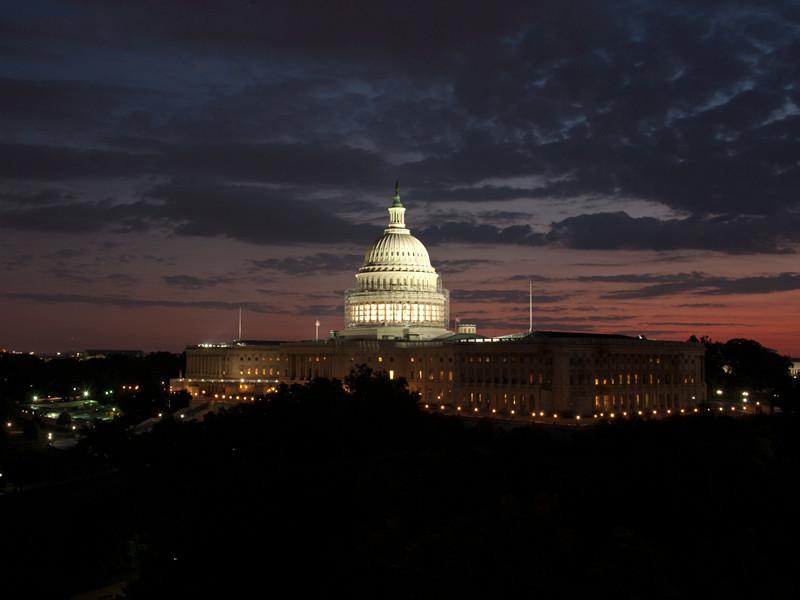 Палата представителей Конгресса США одобрила запрет на признание Крыма российским