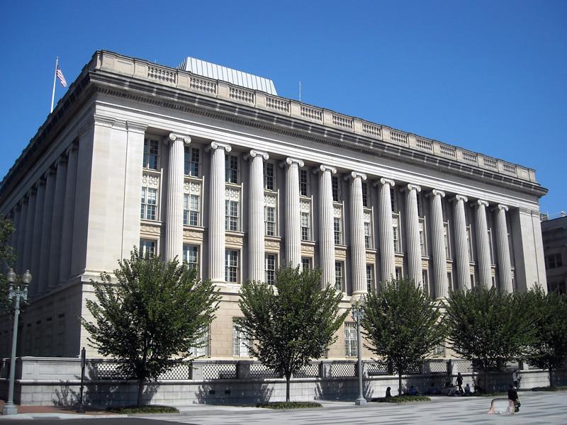 Управление по контролю над иностранными активами Министерства финансов США