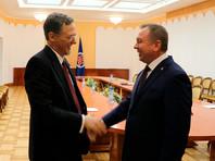 Минск сообщил Вашингтону об отмене ограничений на число сотрудников посольства США
